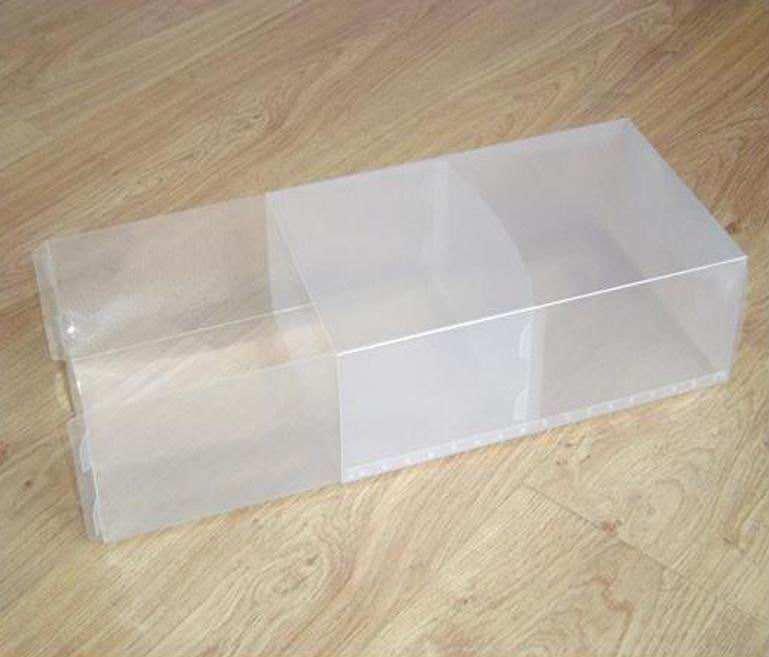 透明胶盒在婴儿产品中的实用性