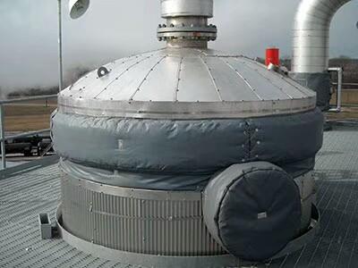 柔性保温套的内部构造和实际用途
