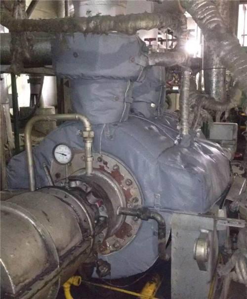 使用汽轮机保温套有哪些优势