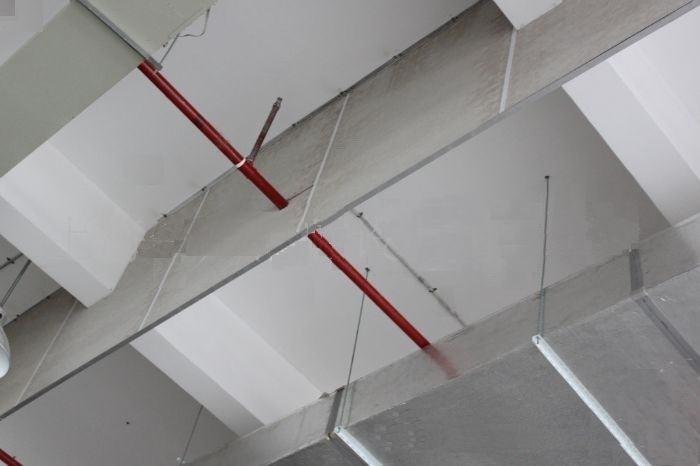 生活中常見的擋煙垂壁效用及安裝