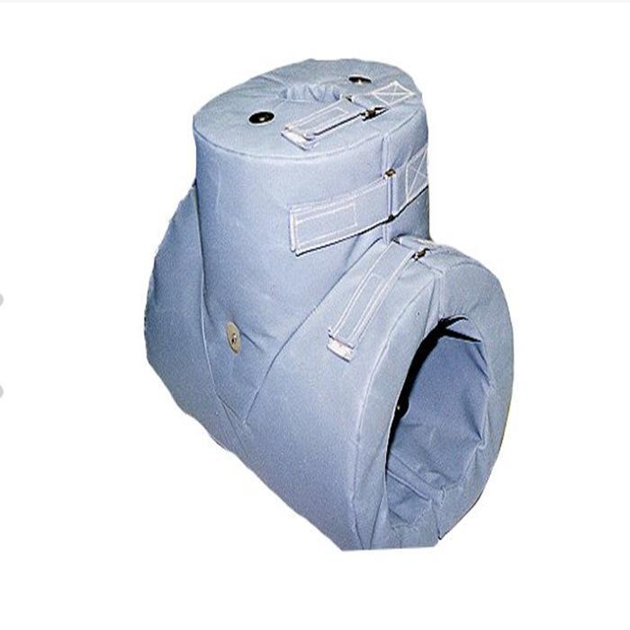 可拆卸式保溫套對儀表儀器以及管道閥門的重要性